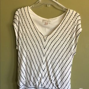 Knox Rose lined sweater
